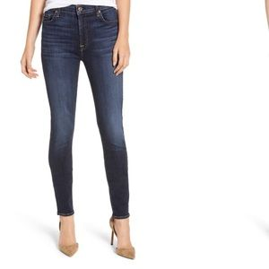 7 for all Mankind High waisted Skinny